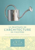 Le printemps de l'architecture en Finistère (2016)