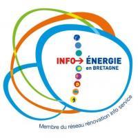 Logo Espace Info Energie en Bretagne - membre du réseau rénovation info service