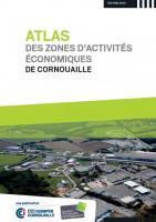 Atlas des Zones d'Activités Economiques de Cornouaille réalisé par Quimper Cornouaille Développement & CCI Quimper Cornouaille (édition 2016)