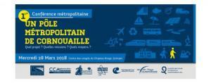 QCD 2018 Pôle métropolitain Conférence métropolitaine