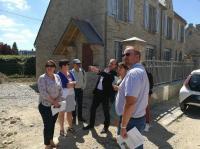 Visite Cité du Gaz, 22/06/2018