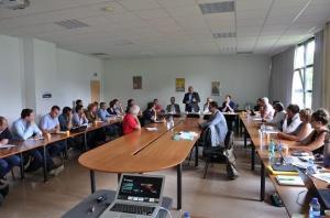 COPIL attractivité: L. Jolivet ouvre le Comité 4/07/2018
