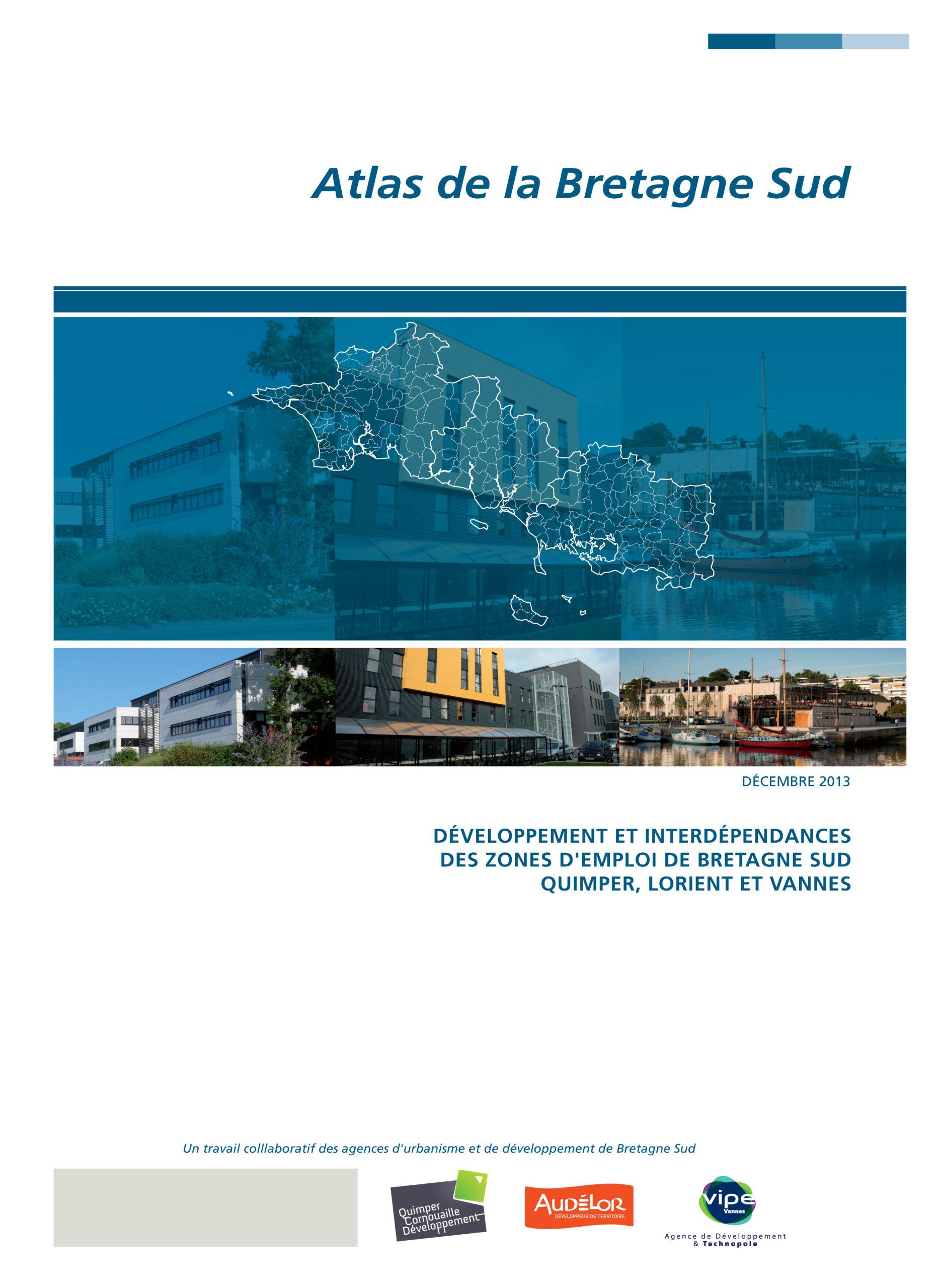 Atlas de la Bretagne Sud (2013)