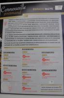 Programme Espace ialys au Cornouaille gourmand, 07/2019
