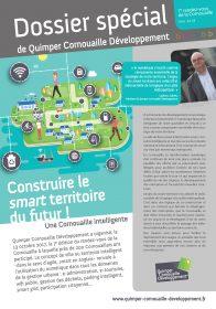 Dossier spécial Actes du 7e rendez-vous de la Cornouaille. Construire le smart territoire du futur! Une Cornouaille intelligente (Quimper Cornouaille Développement