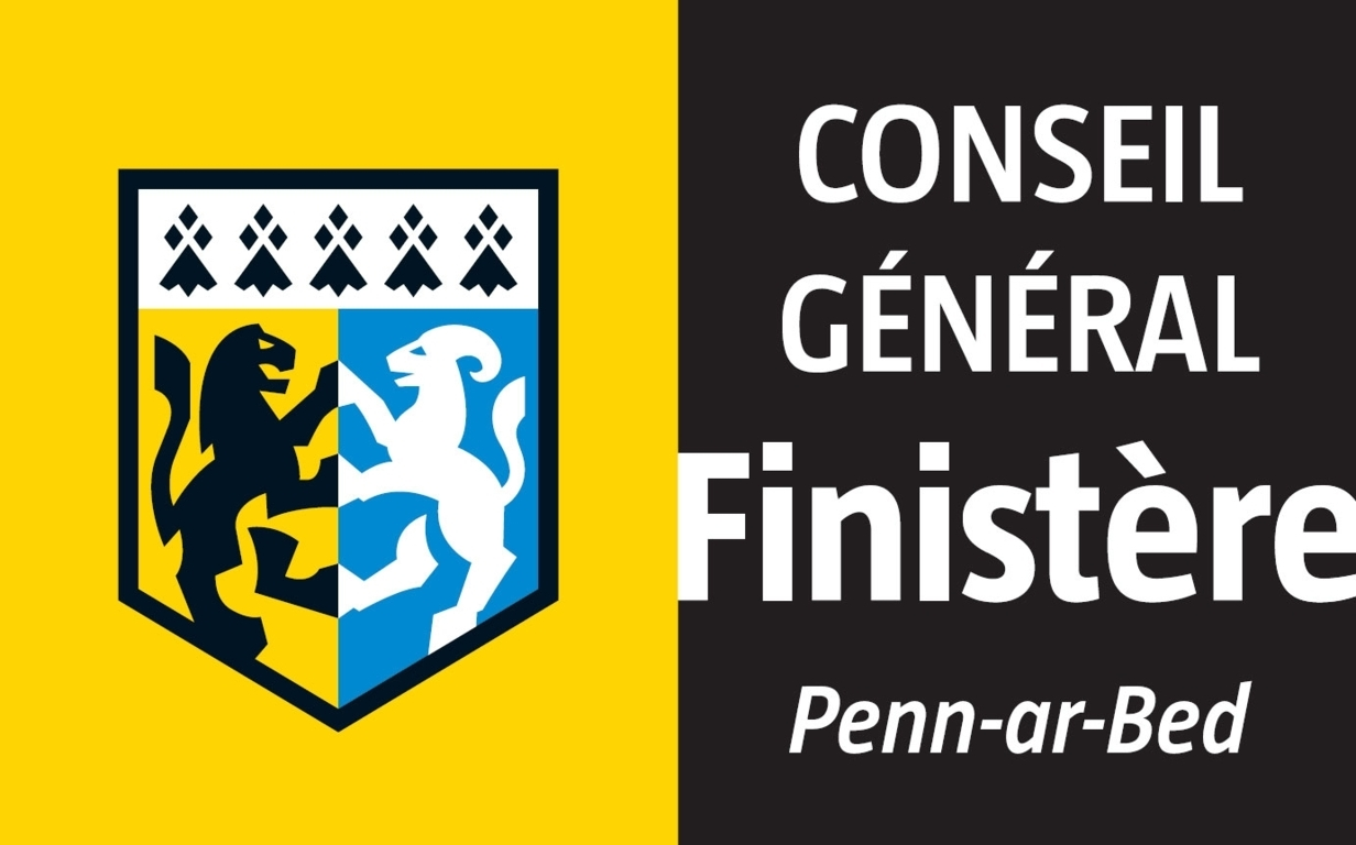 Logo conseil departemental finistere