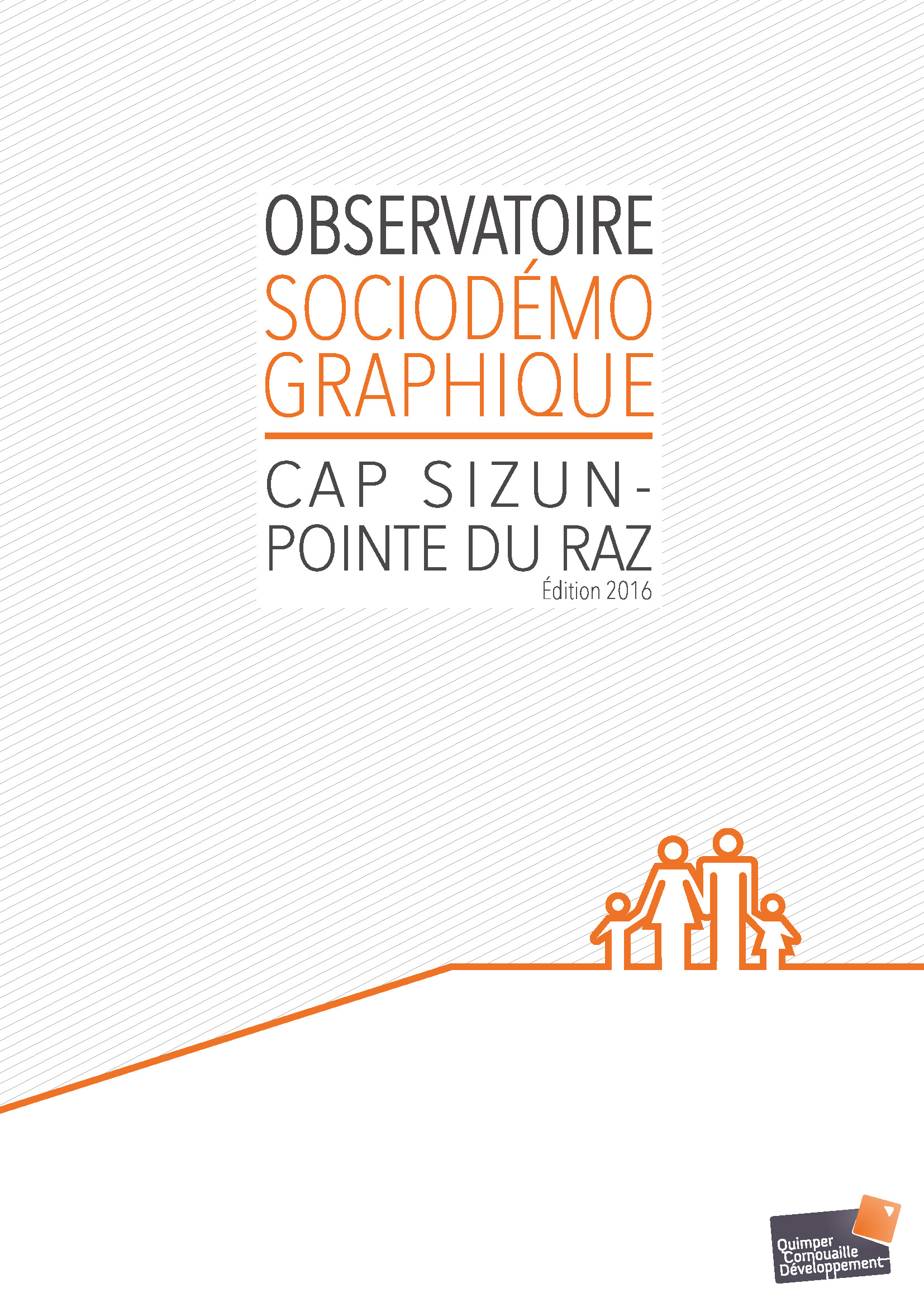 Observatoire socio-démographique Cap Sizun-Pointe du Raz. Edition 2016 (11/2017)