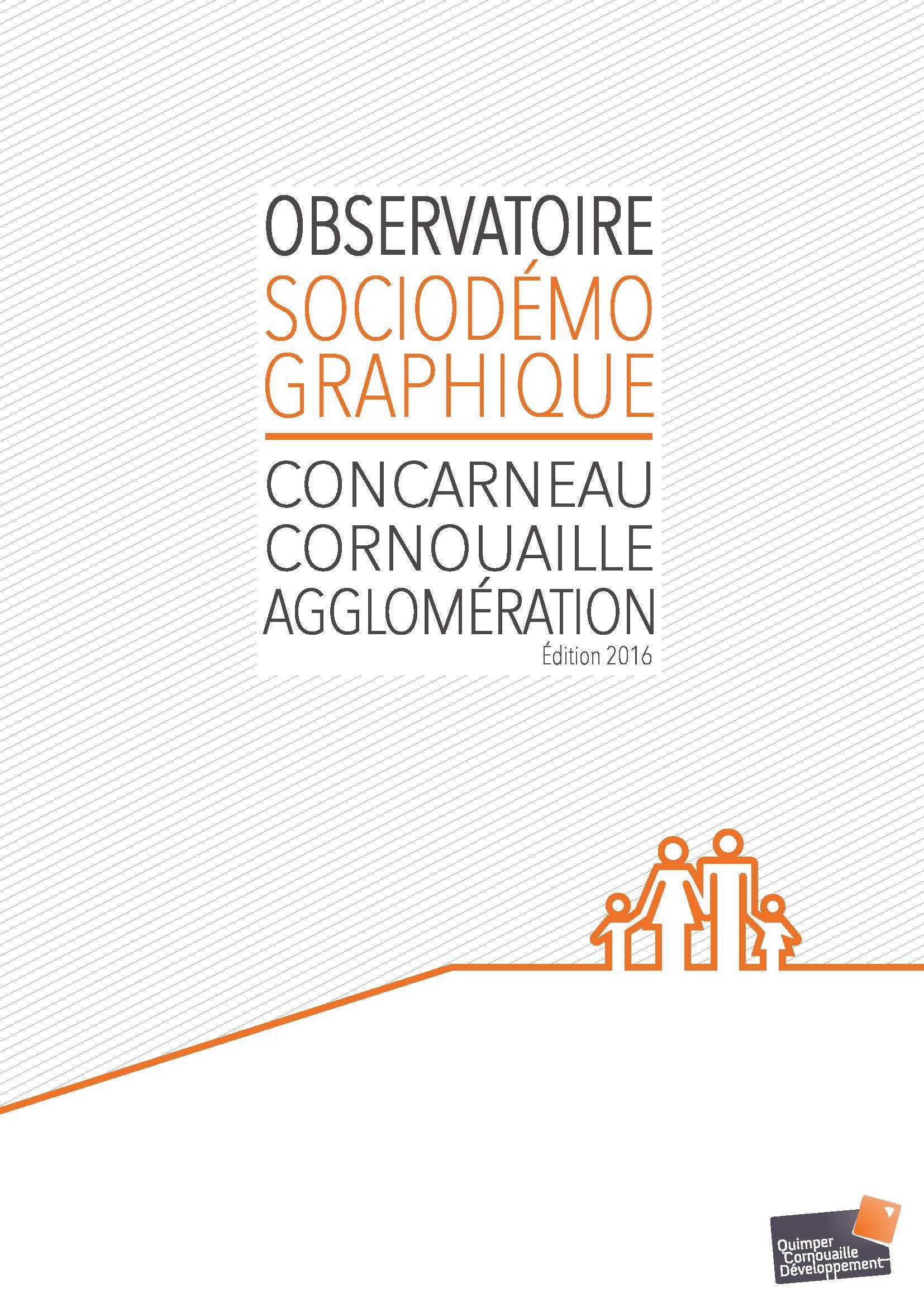 Observatoire socio-démographique de Concarneau Cornouaille Agglomération (Quimper Cornouaille Développement