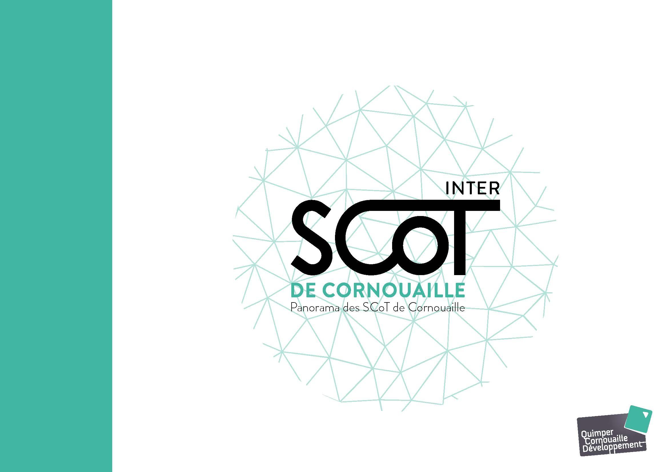 Panorama des SCoT de Cornouaille. InterSCoT de Cornouaille (avril 2017)