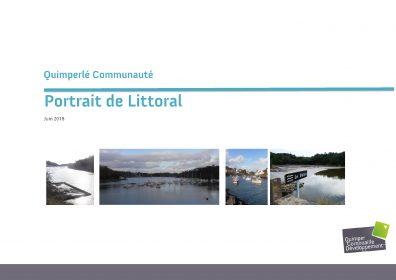 Portrait de littoral. Quimperlé Communauté (Quimper Cornouaille Développement