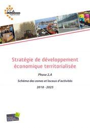 Stratégie de développement économique territorialisée de Concarneau Cornouaille Agglomération. Phase 2.A Schéma des zones et locaux d'activités 2018-2025
