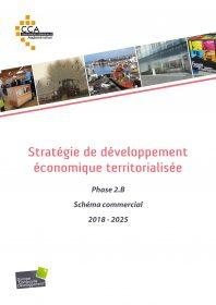 Stratégie de développement économique territorialisée de Concarneau Cornouaille Agglomération. Phase 2.B Schéma commercial 2018-2025