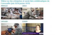 Talents: films entreprises et savoir faire cornouaillais, QCD 2019