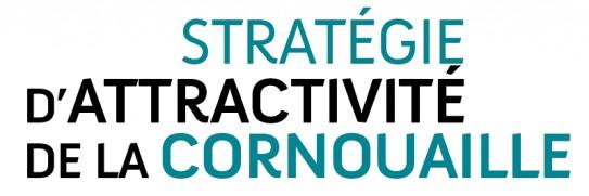 Logo sTratgéie d'attractivité de la Cornouaille, QCD 2019