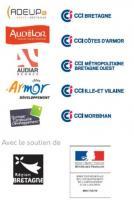 Partenaires panorama des ZAE Bretagne 2018