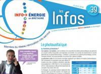 lettre des espaces info energie bretagne n°39