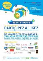 Concours photo 10 ans de l'Espace Info Energie de Cornouaille (juin-septembre 2018)