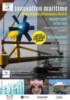 Conférence Innovation maritime organisée par Les entrepreneurs BRETONS (27/7/2018)