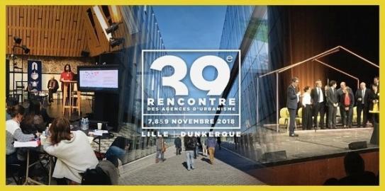 39e rencontres FNAU 11/2018
