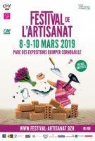 Affiche Festival artisanat 2019