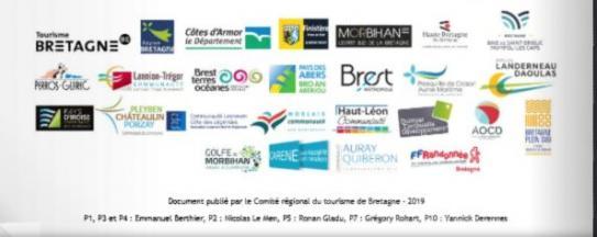 Etude CRT GR34, logos des partenaires, avril 2019