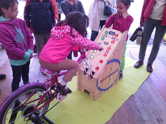 EIE vélo énergie Festival Cornouaille
