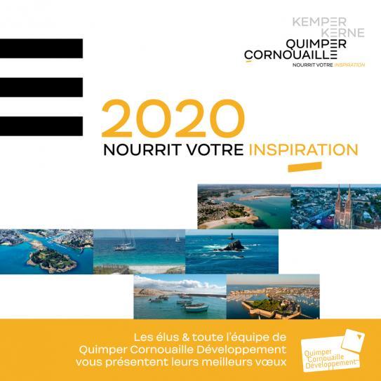 Quimper Cornouaille Développement - QCD 2020