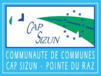Logo communauté de communes cap Sizun Pointe du Raz
