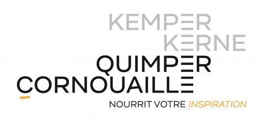 logo de Quimper Cornouaille nourrit votre inspiration