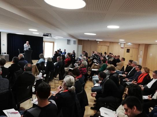 Conférence démographie Insee/QCD« quelle démographie en Cornouaille en 2040 ? »