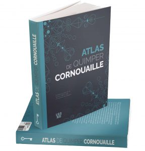 Atlas de Quimper Cornouaille édité par Quimper Cornouaille Développement et Locus Solus (janvier 2020)