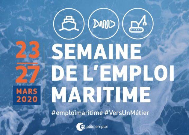 Semaine de l'emploi maritime 2020