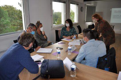 Groupe de travail attractivité Quimper Cornouaille (29/9/2020)