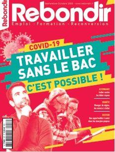 Venez vivre et travailler en Cornouaille dans le magazine Rebondir (septembre 2020)