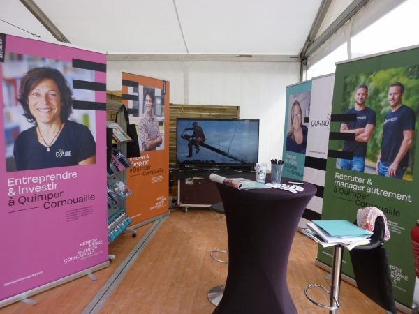 Stand attractivité Wave games 2020