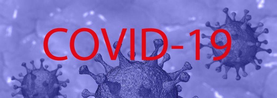 COVID bandeau illustré