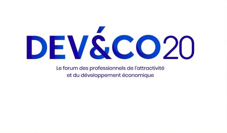 DEV&CO20, forum des agences d'attractivité, de développement et d'innovation 2020 organisé par le CNER