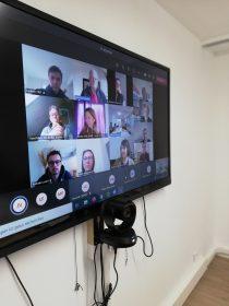 Groupe de travail attractivité, séance du 9 février 2021