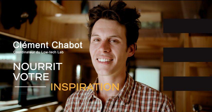 Clément Chabot, coordinateur du Low-Tech lab, Habitat Low-tech, Talent de Cornouaille. @Franck Betermin, 2020