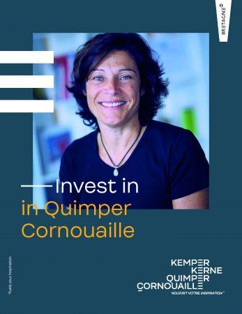 Invest in Quimper Cornouaille (mai 2021)
