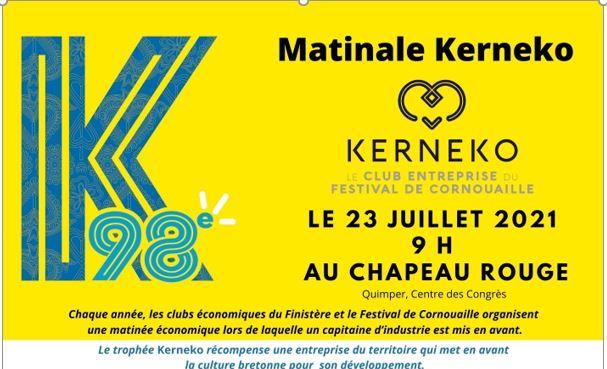 Kerneko, club entreprises du Festival de Cornouaille